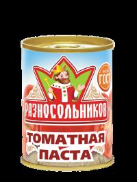 Томатная паста (ГОСТ) 140гр.