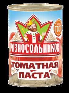 Томатная паста (ГОСТ) 380гр.