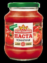 Томатная паста (ГОСТ) 500гр.