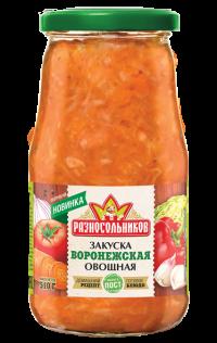 Закуска Воронежская (ТУ) 510гр.